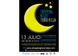 SHOPPPING NIGHT TORREVIEJA