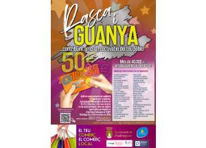 RASCA Y GANA: Consigue grandes descuentos por consumir en Pedreguer durante el mes de octubre!