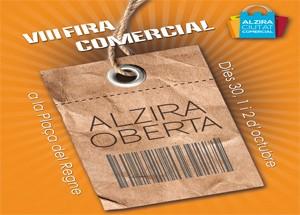 Alzira: VIII Fira Comercial Alzira Oberta