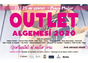 FIRA OUTLET 2020 ALGEMESI