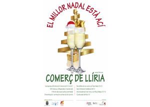 Campaña Comercial de Nadal a Llíria