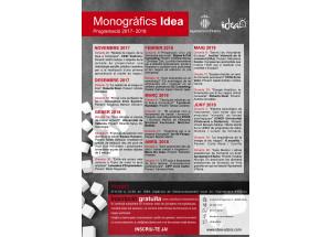 MONOGRÁFICOS 2017-2018