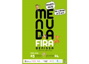 Benissa presenta Menuda Fira, un evento familiar con la actuación de Dani Miquel