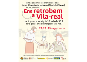 Campaña 'Ens retrobem a Vila-real'
