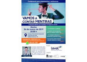 Conferencia para empresarios y autónomos