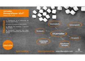 JORNADES MONOGRÀFIQUES IDEA 2018-2019