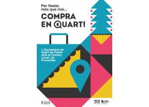Per Nadal, més que mai, #CompraenQuart.