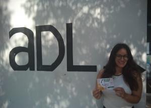 L'ADL concedeix el seu premi a la clienta guanyadora de la II Ruta de la Tapa