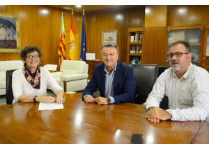El Ayuntamiento de Xàbia renueva el apoyo a los empresarios de Duanes
