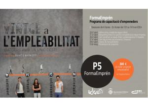 Alzira: FORMAEMPRÉN, programa de capacitación para emprendedores