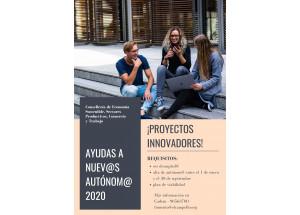 AYUDAS A NUEV@ AUTÓNOM@S EN 2020