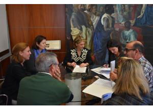 El Ajuntament d'Alfafar i ACYPAL renoven el seu conveni de col·laboració per la promoció del comerç de proximitat