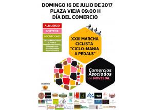 DÍA DEL COMERCIO - XXIII MARCHA CICLISTA