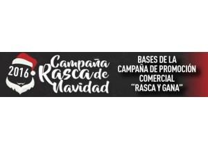RASCA Y GANA DE NAVIDAD