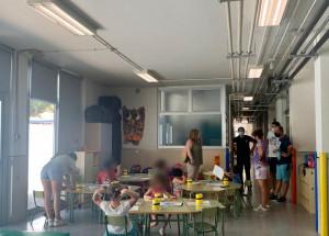 49 menors vulnerables gaudeixen a Alcoi de les escoles d'estiu