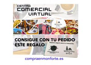 CENTRO COMERCIAL VIRTUAL COMPRAENMONFORTE.ES