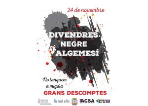 Actividad de animación comercial organizada por ACSA con la colaboración de la concejalia de comercio.
