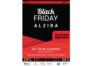 Alzira - Black Friday