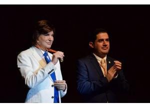 Alcoy recogerá el Premio Ondas a Camilo Sesto