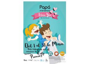 Los ganadores de la Campaña de Comercio Papà m'enamora son....