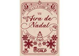 VII FERIA DE NAVIDAD DE CALP