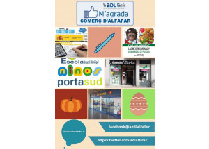 M'AGRADA COMERÇ ALFAFAR 2017