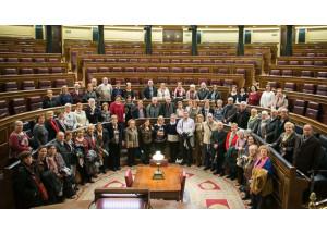 Viatge de les Aules de la Tercera Edat i centres de Majors a Madrid