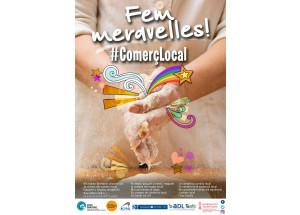 #Yocomproenelhorno Campaña #comerçlocal d'Alfafar