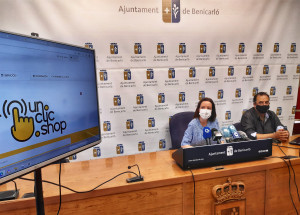 Benicarló. Arranca la plataforma de comerç electrònic 'A un clic shop' amb 18.000 productes i serveis