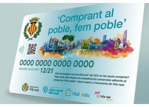 ¿Ya tienes la tarjeta #fempoble de Vila-real con la que ahorras un 20%?