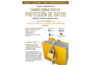 Jornada sobre la Ley de Protección de Datos