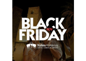 El Black Friday llega a los comercios de Xàbia Histórica