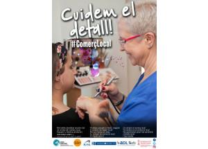 #cuidemeldetall campanya #comerçlocalAcypalUnió Gremial#plataformadelcomeçvalenciàGeneralitat Valenciana amb la col·laboració de l'Ajuntament d'Alfafar.