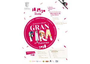 GRAN FERIA DE COMERCIO DE PATERNA 2018