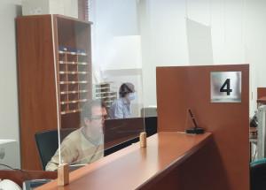 L'Ajuntament d'Alcoi comença l'atenció presencial a través de cita prèvia