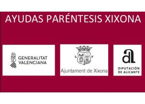 Ajudes Parèntesis Xixona 2021
