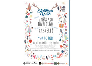 Mercado Navideño de Castelló