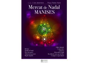 MERCADO DE NAVIDAD MANISES 2017