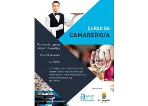 CURSO DE CAMARERO/A