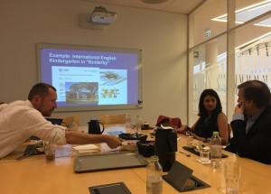 L'ajuntament signa un acord amb la ciutat danesa de Viborg per iniciar un projecte