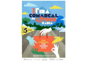 61 comercios participan este sábado en la I feria del stock que impulsa Xàbia a nivel comarcal