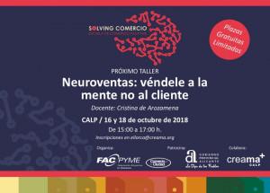 Nuevo taller: Neuroventas: vendele a la mente no al cliente