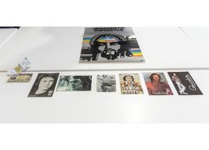 Se amplían las donaciones y el material legado al futuro Museo de Camilo Sesto.