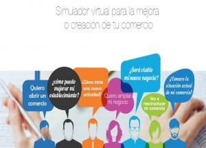 Simulador virtual para la mejora  o creación de tu comercio