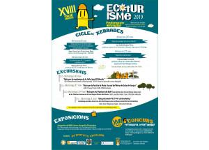XVIII Edición de las Jornadas de Ecoturismo.