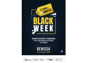 Benissa celebra la Black Week del 23 al 28 de novembre.