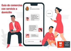 GUÍA RÁPIDA DE COMERCIOS Y ESTABLECIMIENTOS QUE OFRECEN REPARTO A DOMICILIO