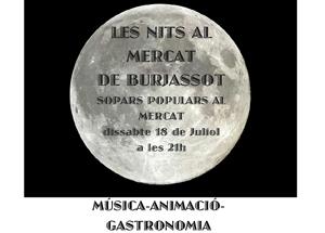 LES NITS AL MERCAT DE BURJASSOT