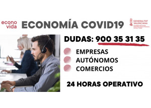 INFORMACIÓ I RECOMANACIONS EN RELACIÓ AL CORONAVIRUS, CONSELLERIA ECONOMIA I ALTRES ENTITATS.