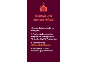 Concurso fotografíco en Instagram plaza Pescadería